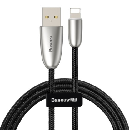 Кабель Baseus Torch Series Cable USB - Lightning, 1.5A, 2м (CALHJ-D01, CALHJ-D09, CALHJ-D15)