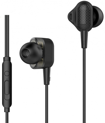 Наушники Tuddrom H3 Dual Drivers Earphone