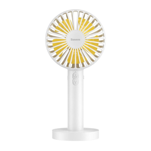Мини вентилятор Baseus USB Fan 3-Speed Mini Fan Hand Fans 2600 MAh