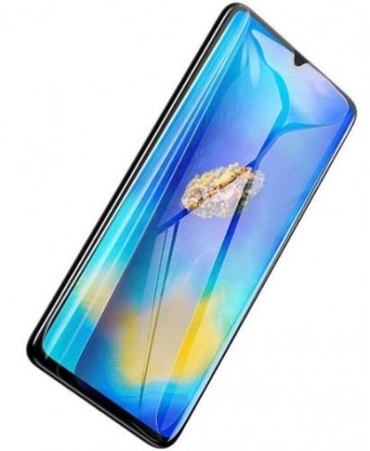 Защитное стекло Baseus Arc-Surface Anti-bluelight Tempered Glass Film для Huawei P30 (SGHWP30-KB01) 0.3mm