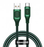 Кабель Baseus Flash Multiple Fast Charge Protocols Convertible Fast Charging Cable USB - Type-C 5A 1m (CATSS-A0G, CATSS-A0S, CATSS-A06)