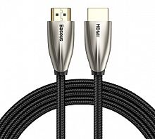 Кабель Baseus Horizontal 4K HDMI Male To 4K HDMI Male Adapter Cable (CADSP-C01) 3m