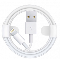 Кабель для Apple Lightning - USB 1м Foxconn (тех.пак)