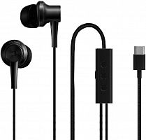 Стерео-наушники Xiaomi Mi Noise Cancelling Earphones Type-C