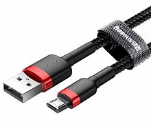 Кабель Baseus Cafule Cable For Micro USB 1.5A 2м (CAMKLF-C09, CAMKLF-CG1, CAMKLF-C91)
