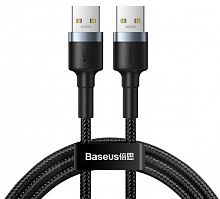 Кабель Baseus Cafule USB 3.0 Male to USB 3.0 Male 1M (CADKLF-C0G)