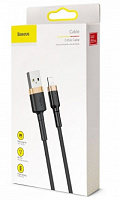Кабель Baseus Cafule Cable for iP USB - Lightning (CALKLF-R91-2A, CALKLF-RV1-2A) 3м 2A