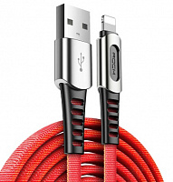 Кабель ROCK Type-C Zn-alloy Charge Synk Cable 1М USB - Type-C RCB0695