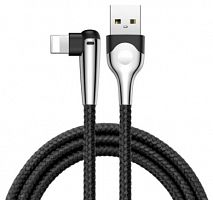 Кабель Baseus Sharp-bird Mobile Game Cable Lightning - USB 1м 2.4A (CALMVP-D01,CALMVP-D09)