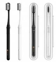 Набор зубных щеток Xiaomi DR.BEI Toothbrush Bamboo Version Soft (4 шт.)
