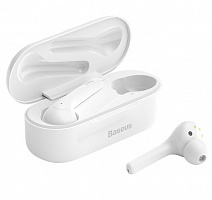 Беспроводные наушники Baseus W07 Encok True Wireless Earphones (NGW07-01, NGW07-02)