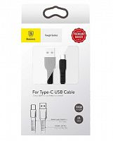 Кабель Baseus Tough Series 2A Type-C - USB 1м (CATZY-B01, CATZY-B02, CATZY-B04)