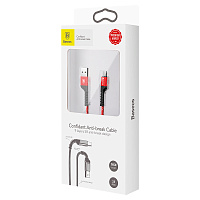 Кабель Baseus Confidant Anti-break cable Type-C - USB  (CATZJ-A09) 1м