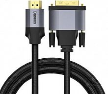 Кабель Baseus Visual Enjoyment Series (CAKSX-G0G)  HDMI - DVI 2м