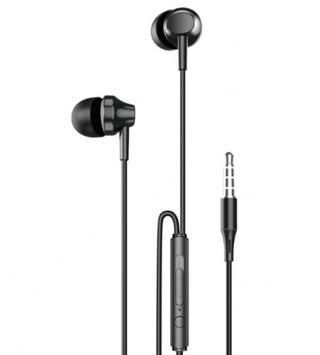 Наушники ROCK Space ES01 Earphone 3,5 мм Stereo Earphone RAU0639
