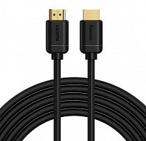 Кабель Baseus High Definition Series HDMI To HDMI Adapter Cable 4K 30Hz 3D 5m (CAKGQ-D01)