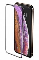 Защитное стекло Baseus Rigid-edge curved-screen Tempered Glass Screen Protecor для iPhone XS Max (SGAPAPH65-AJG01)
