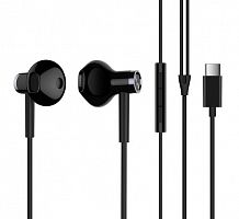 Наушники Xiaomi Dual-Unit Half-Ear Type-C BRE02JY